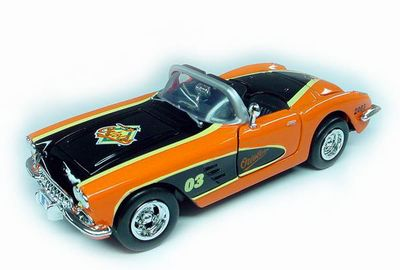 1959 Baltimore Orioles 1/24 Corvette