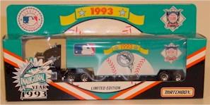 1993 Florida Marlins 1/80 MLB transporter