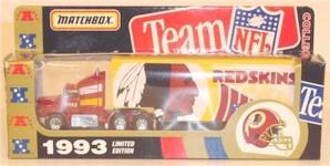 1993 Washington Redskins 1/87th NFL transporter