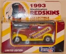 1993 Washington Redskins 1/64th NFL panel truck