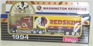 1994 Washington Redskins 1/80th NFL transporter