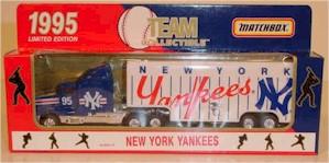 1995 New York Yankees 1/80th MLB transporter