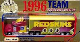 1996 Washington Redskins 1/80th NFL hauler