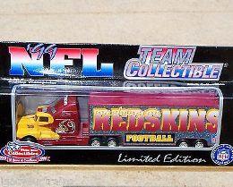 1999 Washington Redskins 1/80th NFL hauler
