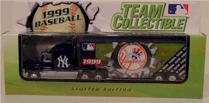 1999 New York Yankees 1/80 MLB transporter
