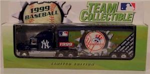 1999 New York Yankees 1/80th MLB transporter
