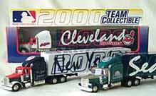 2000 New York Yankees 1/80th transporter