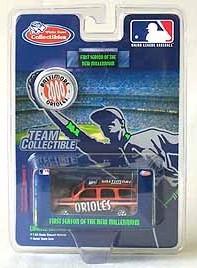 2000 Baltimore Orioles 1/64 GMC Yukon