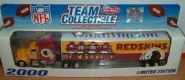 2000 Washington Redskins 1/80th NFL hauler