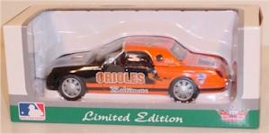 2001 Baltimore Orioles 1/24 Thunderbird