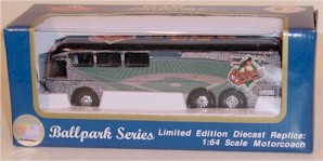 2001 Baltimore Orioles 1/64 Motorcoach