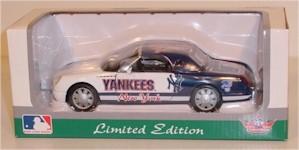 2001 New York Yankees 1/64th Thunderbird