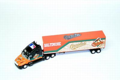 2002 Baltimore Orioles 1/80 transporter