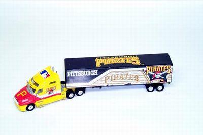 2002 Pittsburgh Pirates 1/80 transporter
