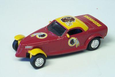 2002 Washington Redskins 1/55th Chrysler Howler