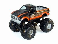 2003 Baltimore Orioles 1/32 Monster truck