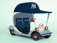 2003 NY Yankees bullpen car