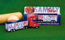 1998 Sammy Sosa 1/80 62 Home Run hauler