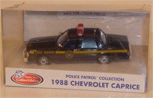 1988 New York State Police 1/43 Chevy Caprice