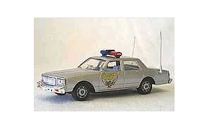 1988 Ohio State Police 1/43 Chevy Caprice