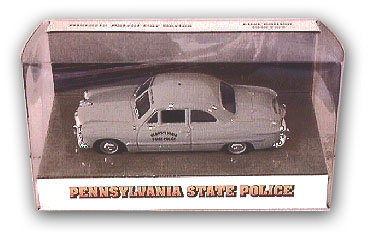 1949 Pennsylvania State Police 1/43 Ford