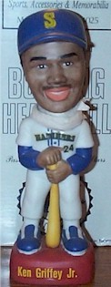 Ken Griffey Jr. bobbin' head