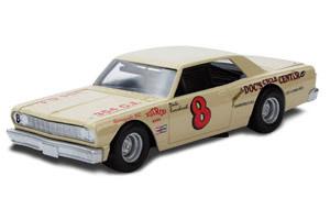 1964 Dale Earnhardt 1/24 Gray Lundon Chevelle b/w bank