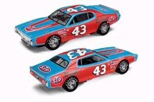 "1975 Richard Petty 1/64th STP ""Winston Cup Champion"" car"