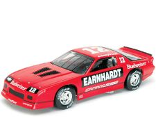 1987 Dale Earnhardt 1/24th Red Budweiser Camaro  #12 IROC car