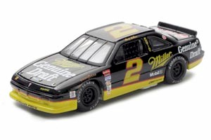 "1991 Rusty Wallace 1/24 MGD Pontiac ""Grand Prix"" c/w car"