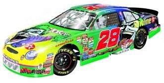 "1998 Kenny Irwin 1/64 Texaco ""Joker"" car"