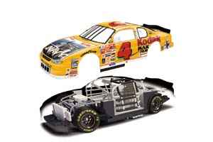 "2000 Bobby Hamilton 1/64th Kodak Max ""Navy"" Total Concept car"