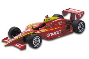 2001 Tony Stewart 1/18 Target/Home Depot G-Force Indy car