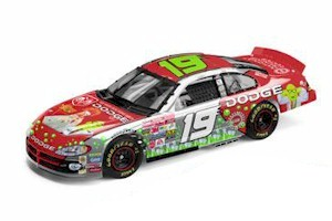 "2002 Jeremy Mayfield 1/64th Dodge Dealers  ""Muppets"" car"