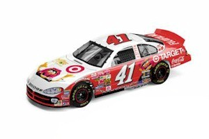 "2002 Jimmy Spencer 1/24th Target ""Muppets"" c/w car"