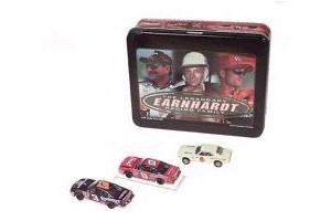 Earnhardt 1/64 Family Three Car Tin Set