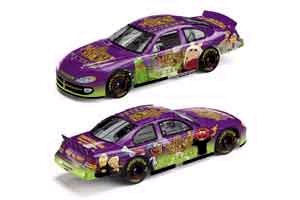 2002 The Muppet Show 1/64th Dodge R/T Total Concept car
