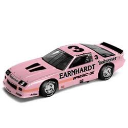 1989 Dale Earnhardt IROC #3 Pink Camero