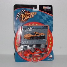 2001 Tony Stewart 1/64th IROC Winners Circle car