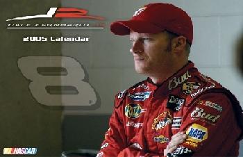 2005 Dale Earnhardt Jr 11X15 Calendar
