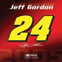2005 Jeff Gordon 12x12 Calendar