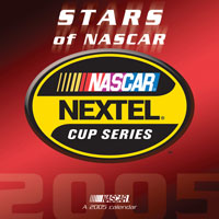 2005 Stars of NASCAR 12x12 Calendar