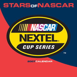 2007 Stars of NASCAR 12X12 Calendar
