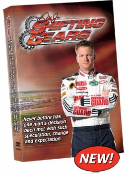 "2008 Dale Earnhardt Jr ""Shifting Gears"" DVD"