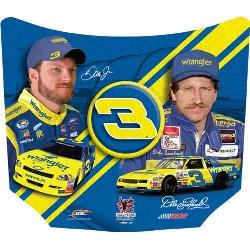 2010 Dale Earnhardt Sr/Jr Wrangler Mouse Pad