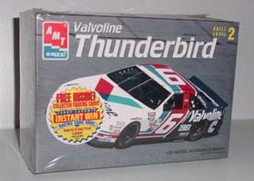 1995 Mark Martin 1/25th Valvoline Model Kit