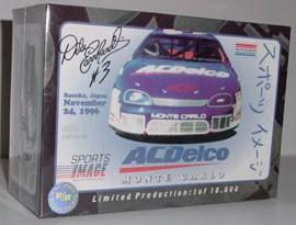 1996 Dale Earnhardt 1/24th AC Delco Japan Race model kit