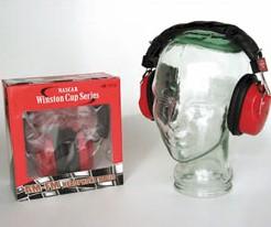 NASCAR Nextel Cup Series AM/FM Headphone Radio