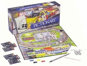 NASCAR Pictionary