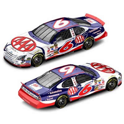 2007 David Ragan 1/24th AAA c/w car